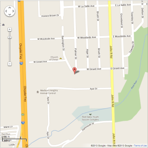 355 W Girard Ave, Madison Heights, MI - Google Maps